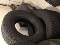 BFG KM2 Mudders/offroad tires ( moving )