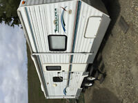 2005 Trailblazer by Comfort Camper