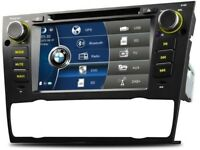 Eonon D5165 BMW 7 Inch Digital Touch Screen Car DVD Player With Built-in GPS For BMW E90/E91/E92/93