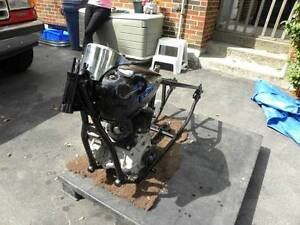 1949 PANHEAD HARD TAIL FRAME FOR SALE - $3250 (Kitchener Ont.)