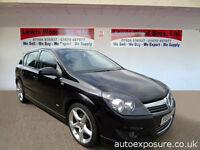Vauxhall/Opel Astra 1.9CDTi 16v ( 150ps ) ( Exterior pk ) 2007MY SRi