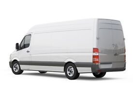 24/7 Man and Van hire Removals and Delivery service available on short notice for anywhere in uk