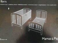 Mamas and Papas Child's cot/bed