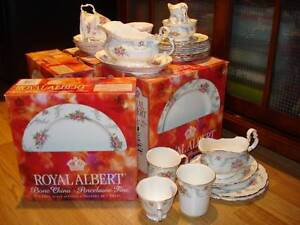 Royal Albert: Tranquility set