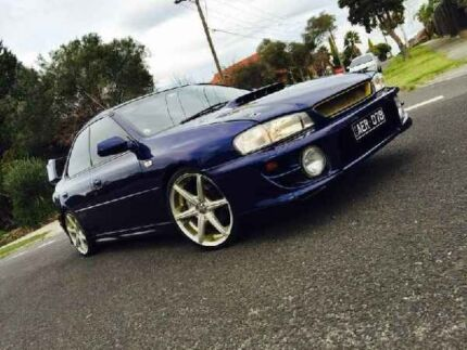 Subaru wrx gc8 my99 Greenvale Hume Area Preview
