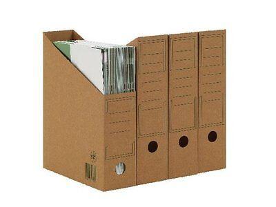 20 x Smartbox 226104020 Premium Archiv Collector Archivschachteln braun