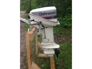 ***WANTED*** 15hp Johnson or evinrude parts motor outboard London Ontario image 3