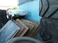 STEEL ROAD PLATES FOR RENT VANCOUVER - $5 (PORT COQUITLAM)