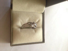 White Gold (18ct) Engagement Ring