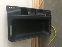 Jeep rear compartment and cover. fits 2007+ models