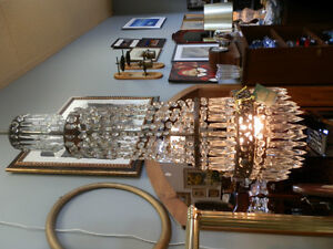 Large selection of antique lamps and light fixtures Kitchener / Waterloo Kitchener Area image 1