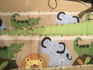 Baby Safari Bed Set