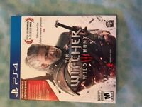 Selling sealed BNIB The Witcher 3 with bonus content for $65