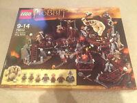 Lego Hobbit 79010 - The Goblin King Battle