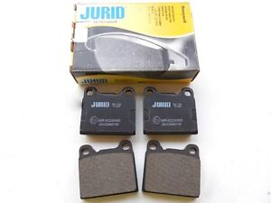 VOLVO S70 V70 240 740 1985-2000 OEM REAR BRAKE PAD SET 571417J