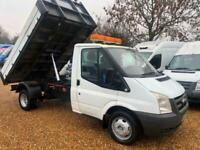 2007 Ford Transit Chassis Cab TDCi 115ps [DRW] tipper CHASSIS CAB Diesel Manual