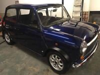 Classic 1994 ROVER MINI TAHITI, 1275cc, Carb version, Manual, 21,600 miles, Only 500 produced.