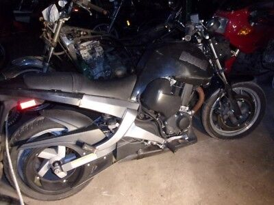 2009 Buell 500 Blast Parts Bike – Sold As Is