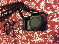 EOS 1100D Canon Camera