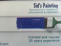 #1 referred painter Cloverdale North Store