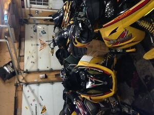 Parting out 1999-2008 zx and rev ski-doo 500-380-600-700-800 St. John's Newfoundland image 5