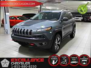 Jeep Cherokee Trailhawk - Finance Takeover
