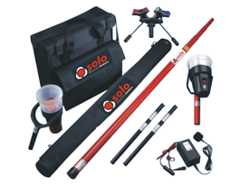Solo Fire testing Kit plus extras.