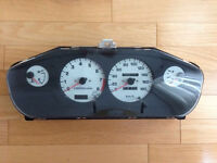 Nissan s14 240sx white cluster (JDM)