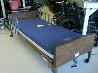 Electric Hospital Beds, Used and New $500 to $1300