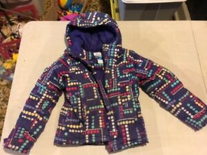 Girls And baby fall and winter jackets
