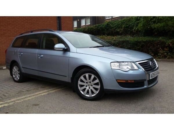Volkswagen passat s tdi estate, 1.9d, 105k, full service history, timming belt changed 22/01/2014