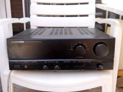 Marantz PM-52 Integrated Amplifier in Good Working Condition