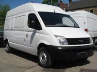 Cheap van and man services no charge per hour