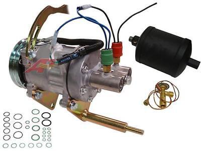 John Deere Combine 6620 7720 8820 Ac Conversion Kit Sanden Compressor