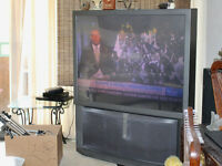 Sony projection tv for sale