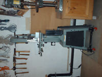 BAND SAW AND ATTACHMENTS