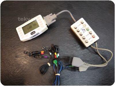 Northeast Monitoring Dr 180 Digital Holter Recorder 224956