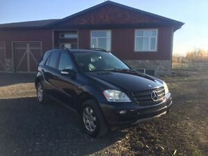 2006 MERCEDES BENZ ML350 4MATIC