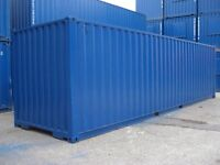 Shipping container, storage container wanted