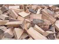 Seasoned Hardwood logs 07982825058