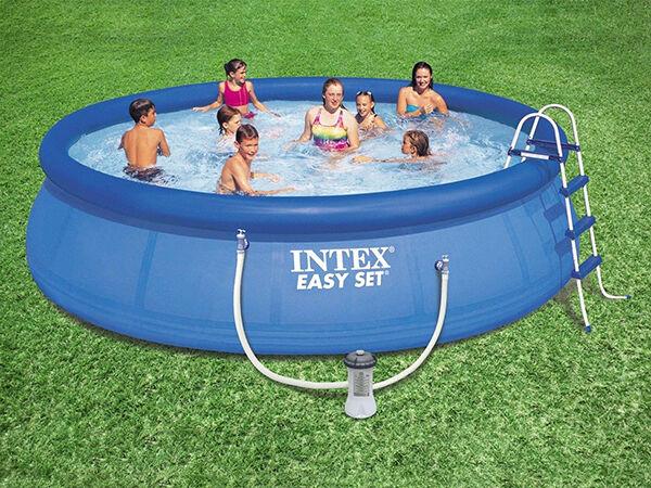 Die 3 wichtigsten Hersteller von Quick-up-Pools im Überblick