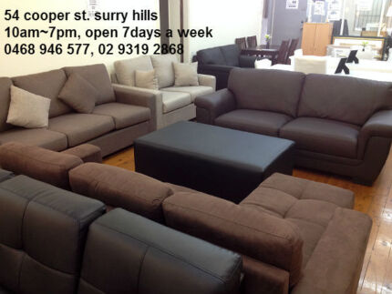 Brand New L-shape Sofa, Sofa Bed Lounge Factory Direct to Public Chatswood Willoughby Area Preview