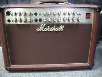 Marshall Soloist AS80R Acoustic Guitar Amp