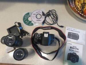 Canon Rebel T4i, complete kit - Powell River