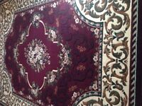 Beautiful large area rug for $130
