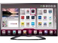 LG 47 inch Smart LED TV