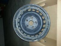 """15"""" Steel Rims (ideal for snow tires) - set of 4"""