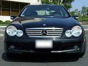 2003 Mercedes Benz Coupe Kompressor C230 - $5400