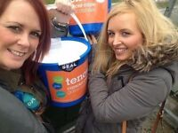 Fancy making a difference? We're on the lookout for Bucket Collectors!