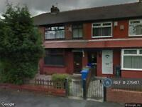2 bedroom house in Springfield Road, Manchester, M43 (2 bed)
